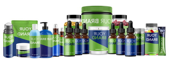 CBD Hautpflege Private Label